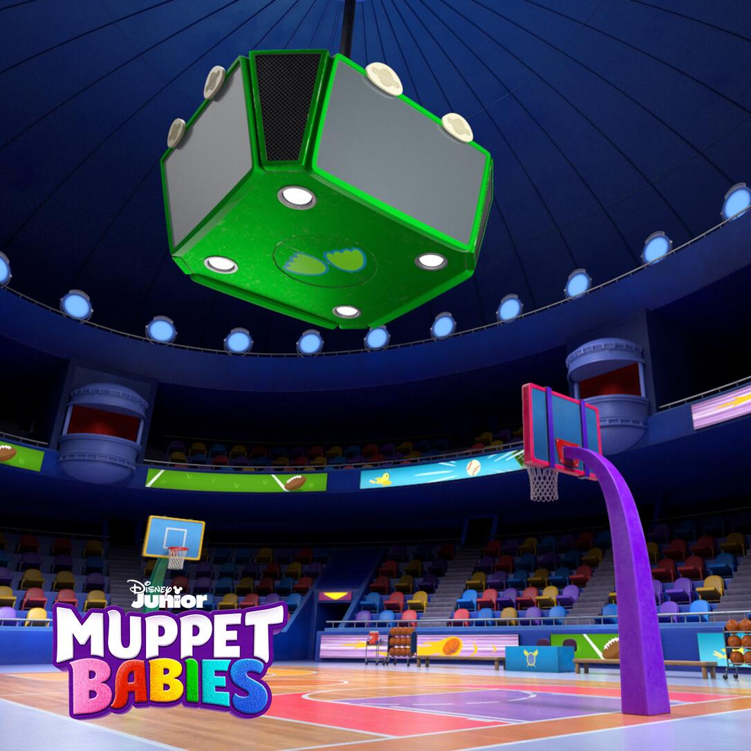 Muppet Babies - Stadium