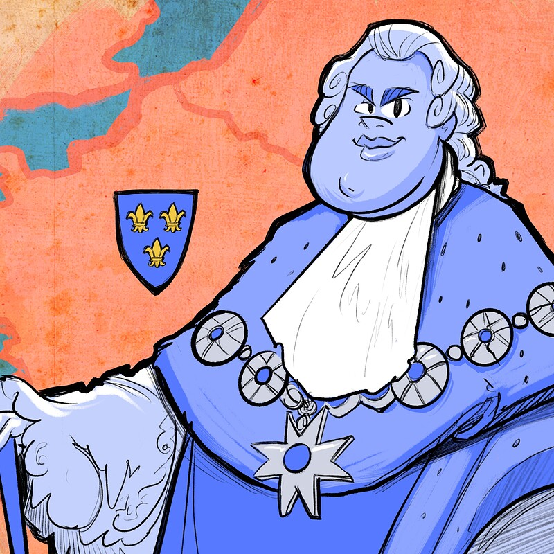 The French Revolution animation short