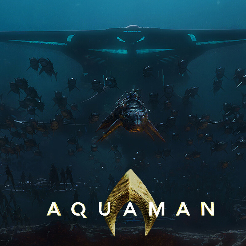 Aquaman - Keyframes
