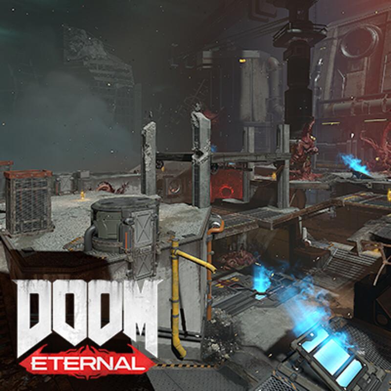 Doom Eternal - Final Sin