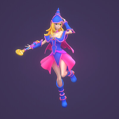 Meng low meng low darkmagiciangirl turntable 00000