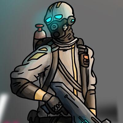 Combine Soldier