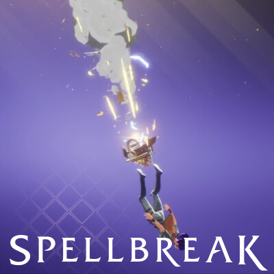 Spellbreak - Tinkerer's Disassembly/Clockwork Calamity Cosmetic VFX