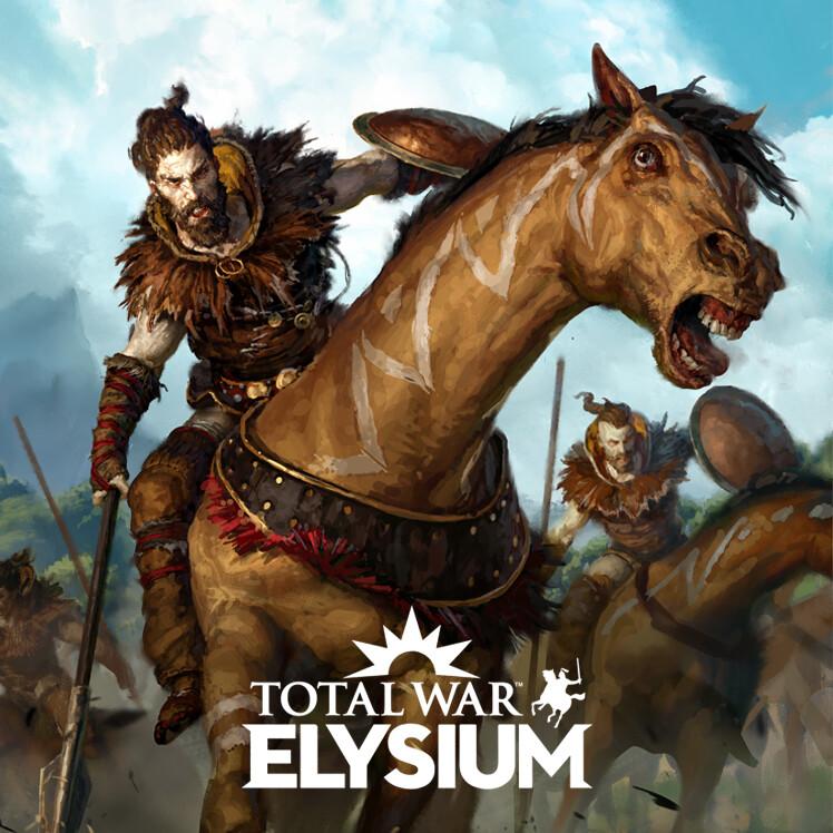 Centaur horde - Total War: Elysium