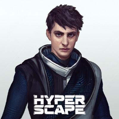 Simon - Hyperscape
