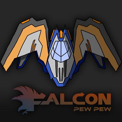 Victor pradal victor pradal falcon 2d