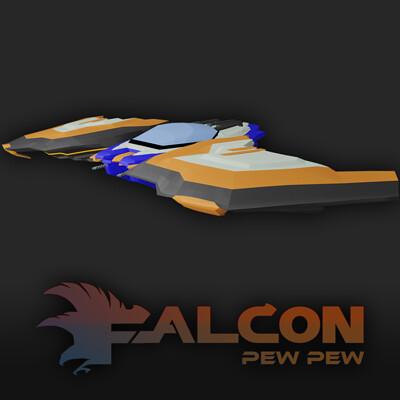Victor pradal victor pradal falcon 3d