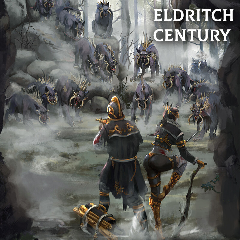 Eldritch Century: Compromised shelter