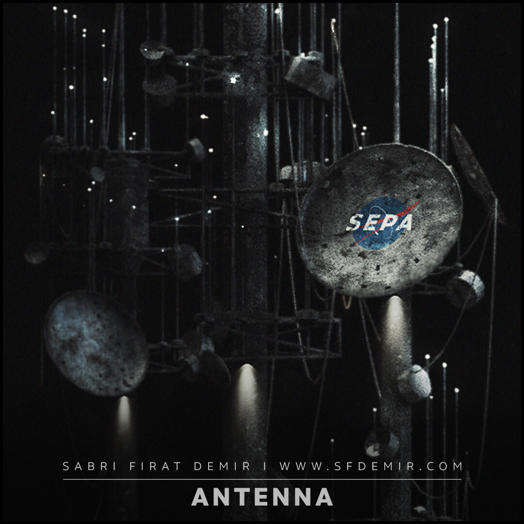 Antenna - Post Production