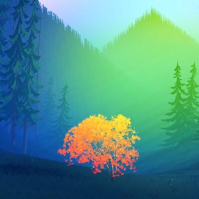 Darryl dias darryl dias stylized forest anim v2 001