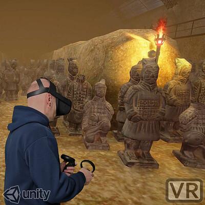Terracotta Army VR
