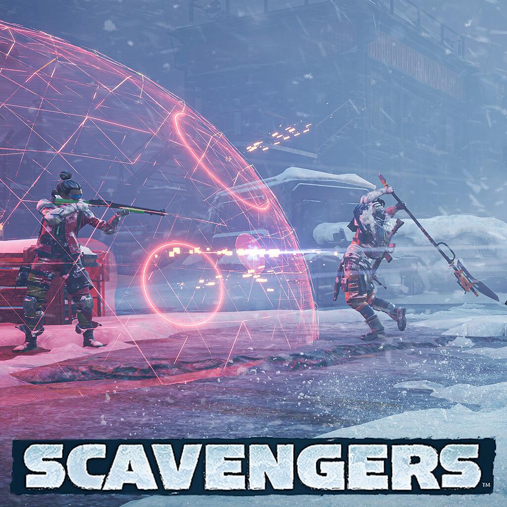 Scavengers - Realtime VFX
