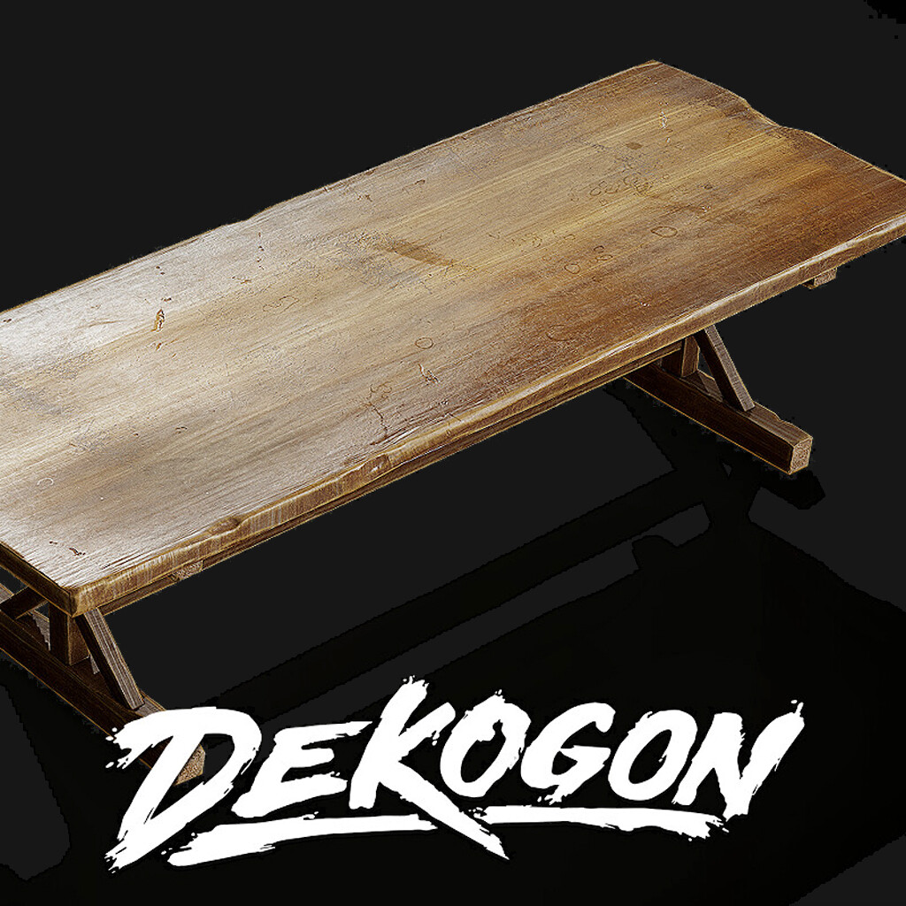 Dekogon - Table