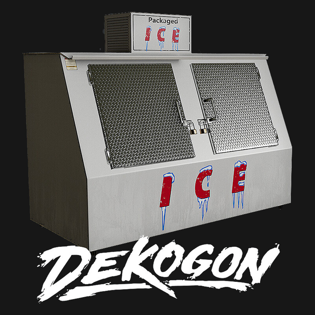 Dekogon - Ice Storage