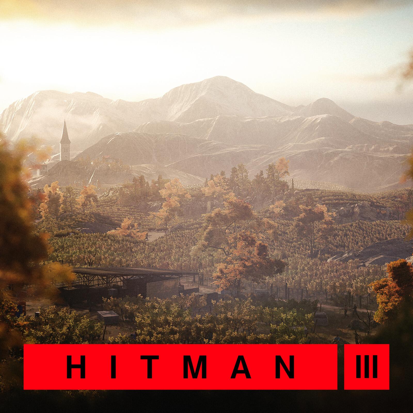 HITMAN 3: Mendoza, Argentina