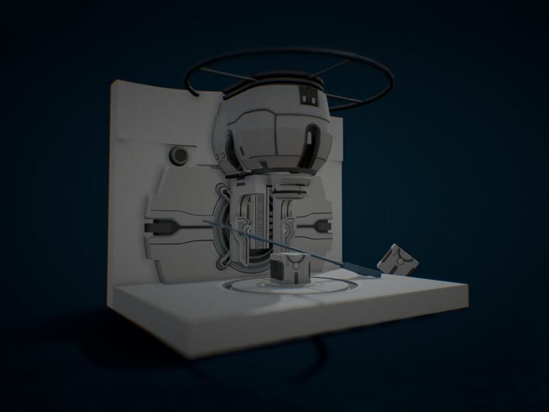 Draft model (based on Warframe)