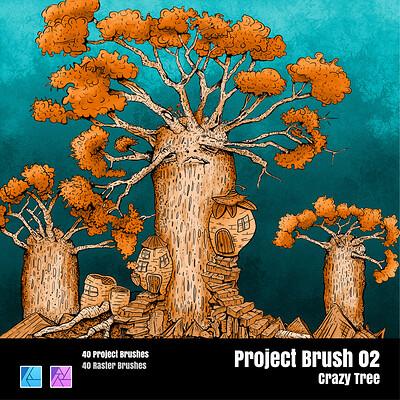 Stuart ruecroft stuart ruecroft project brush 02 crazytree 0 3x