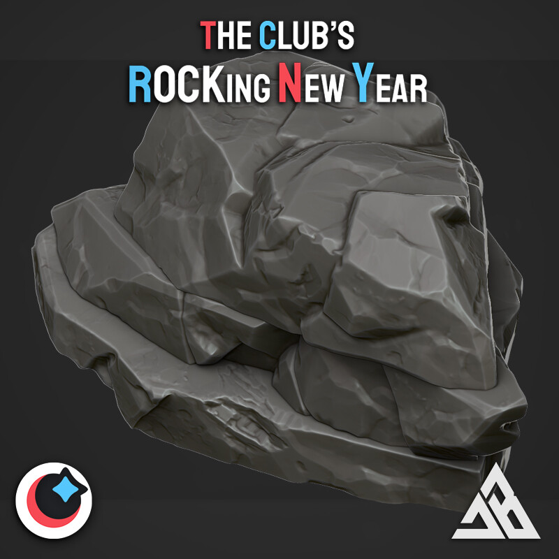 The Club's ROCKing New Year (2021)