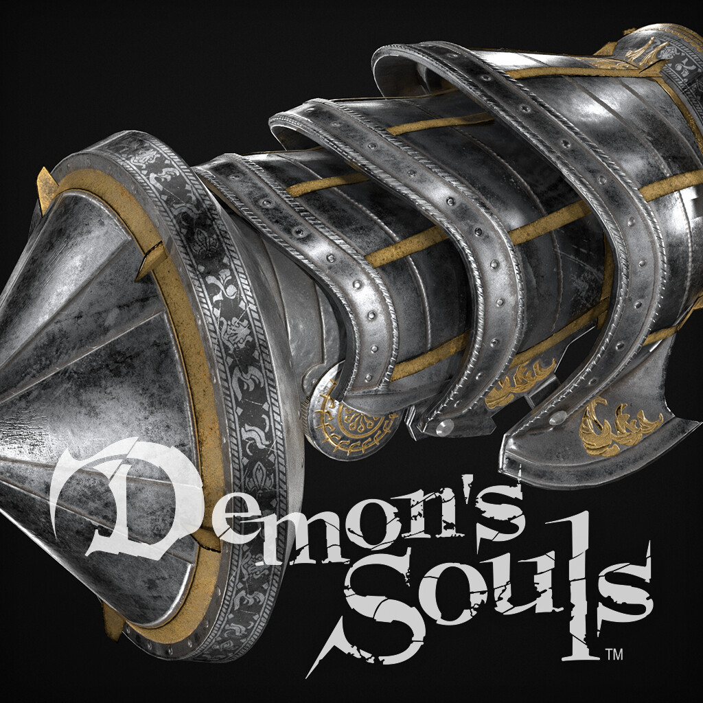 Demon's Souls Hands Of God