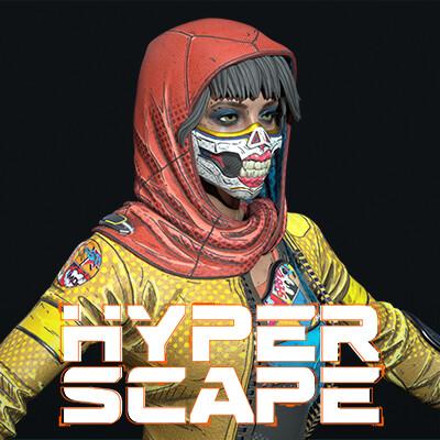 Hyper Scape: Javi Founders
