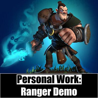 Personal Work: Ranger