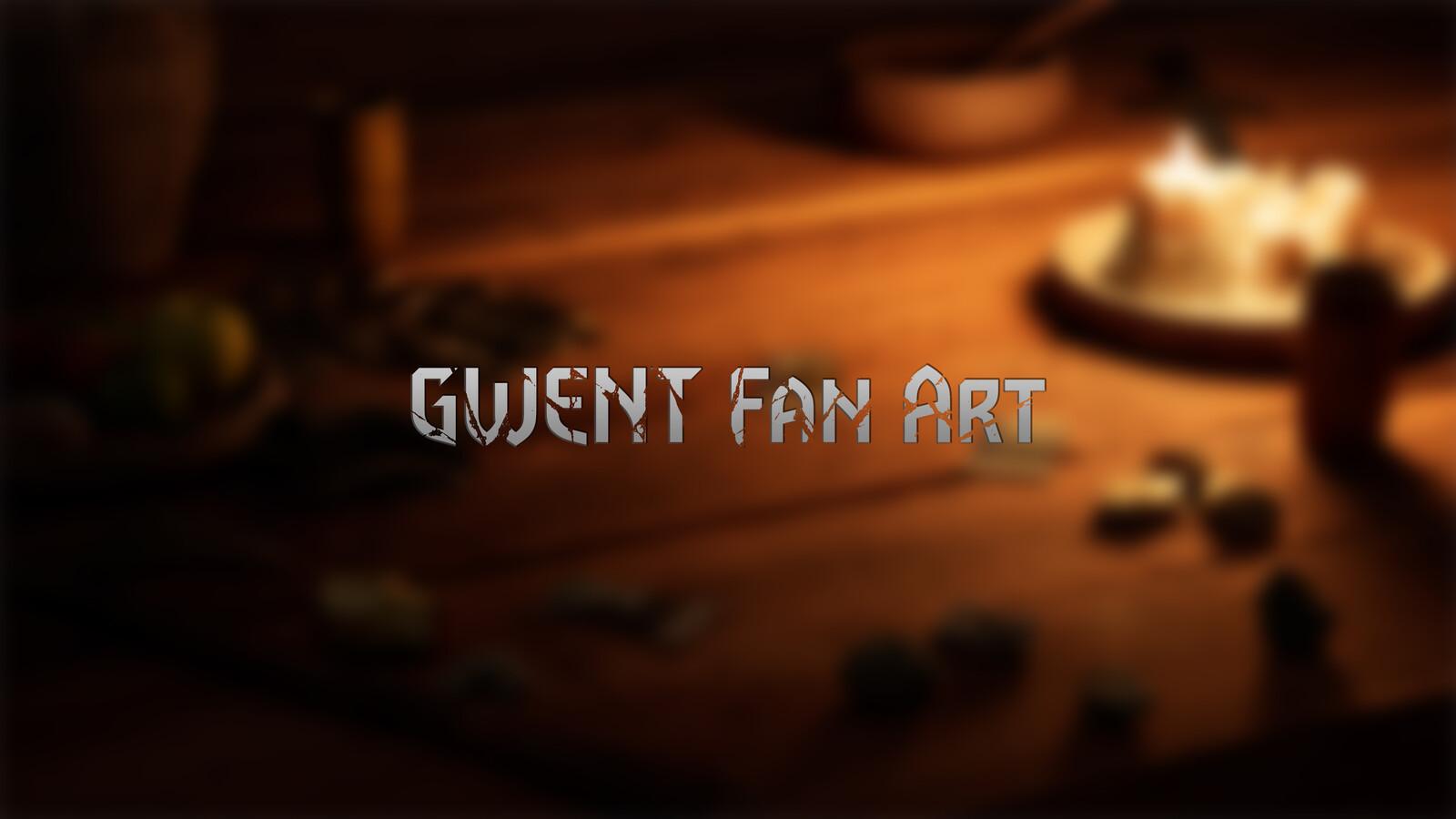 Witcher 3 Gwent Match in UE4