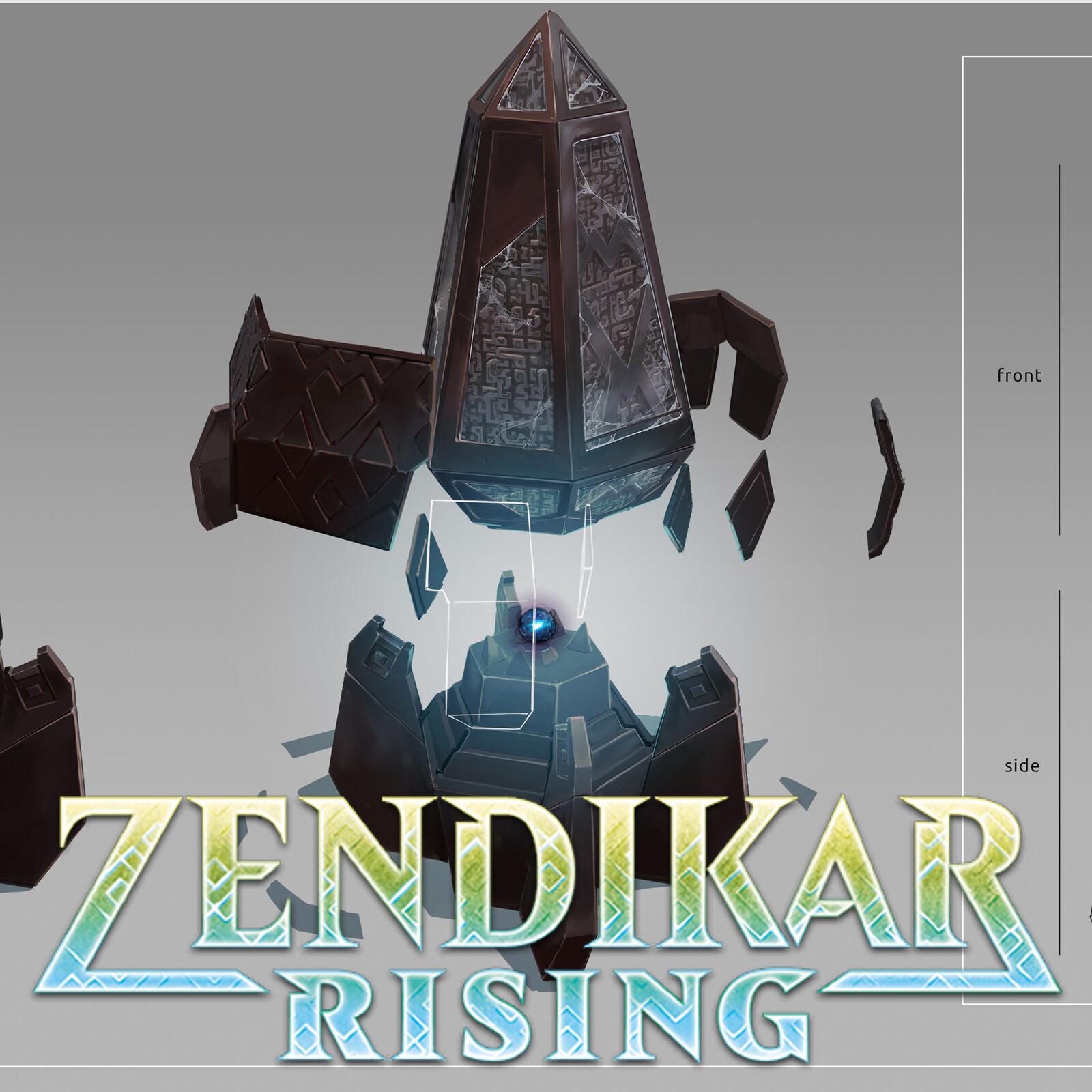 Zendikar Rising Prop Concept Art_ARTIFACT