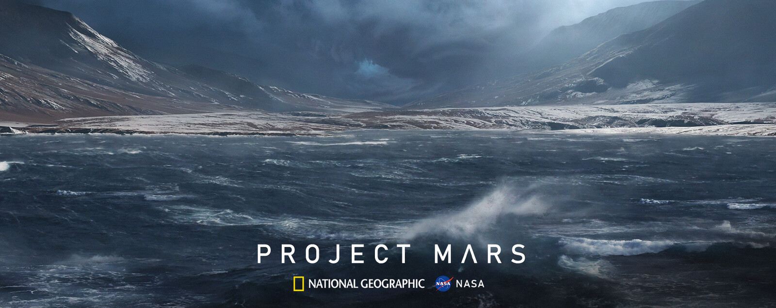Nasa x National Geographic - MARS