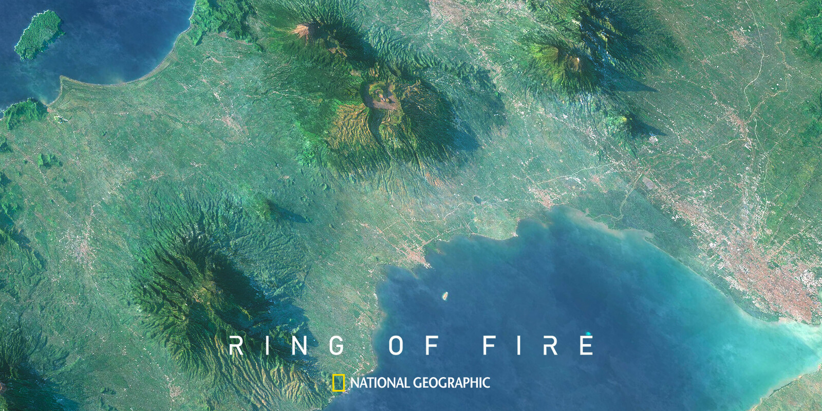 National Geographic - Ring of Fire