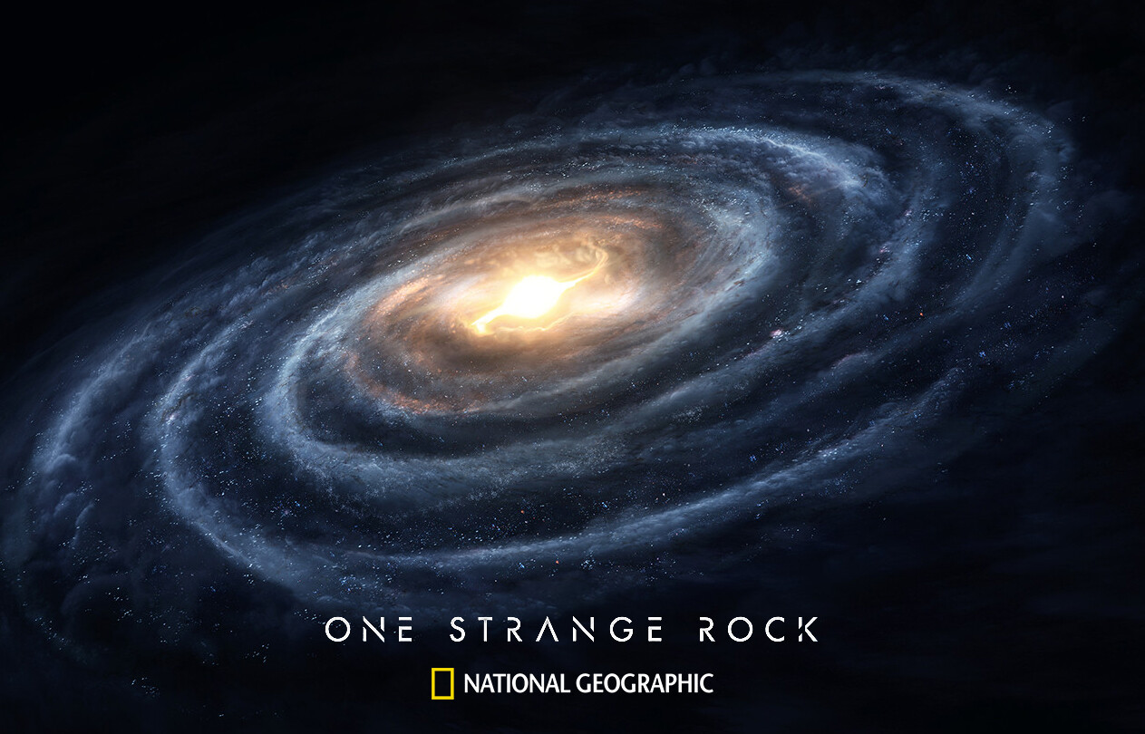 National Geographic - One Strange Rock