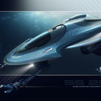 Encho enchev encho enchev submarine concept 0