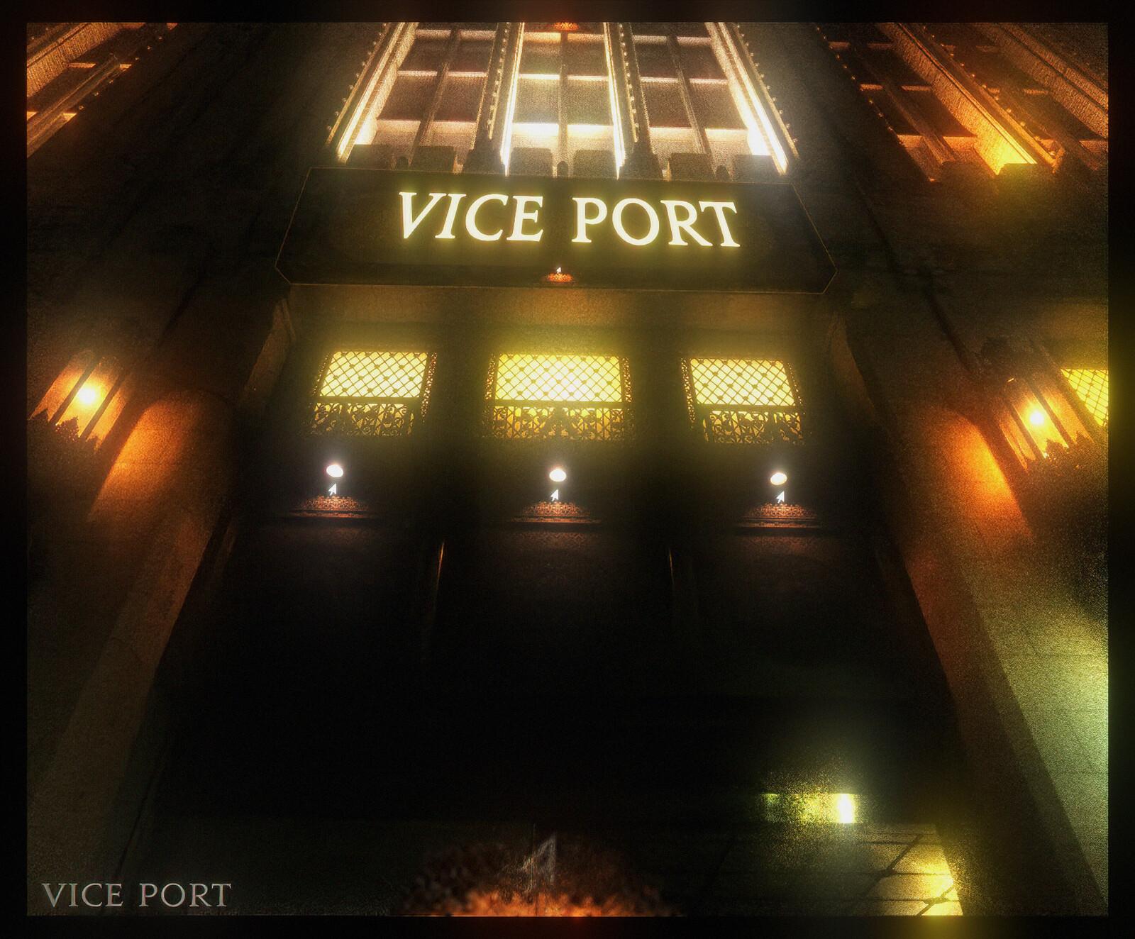 VICE PORT