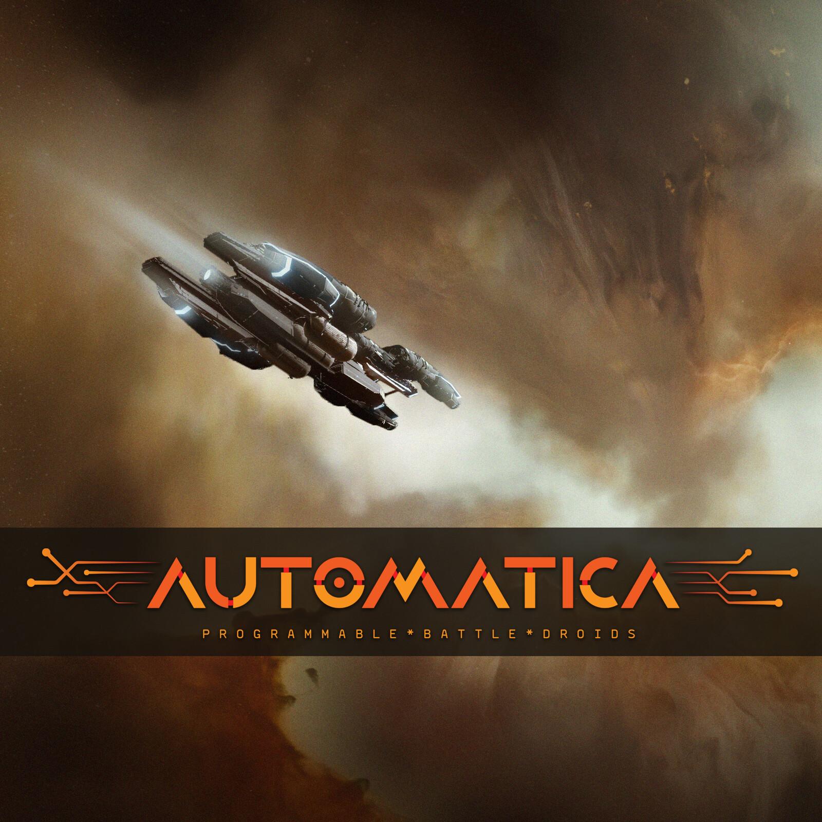 AUTOMATICA - KEY ART