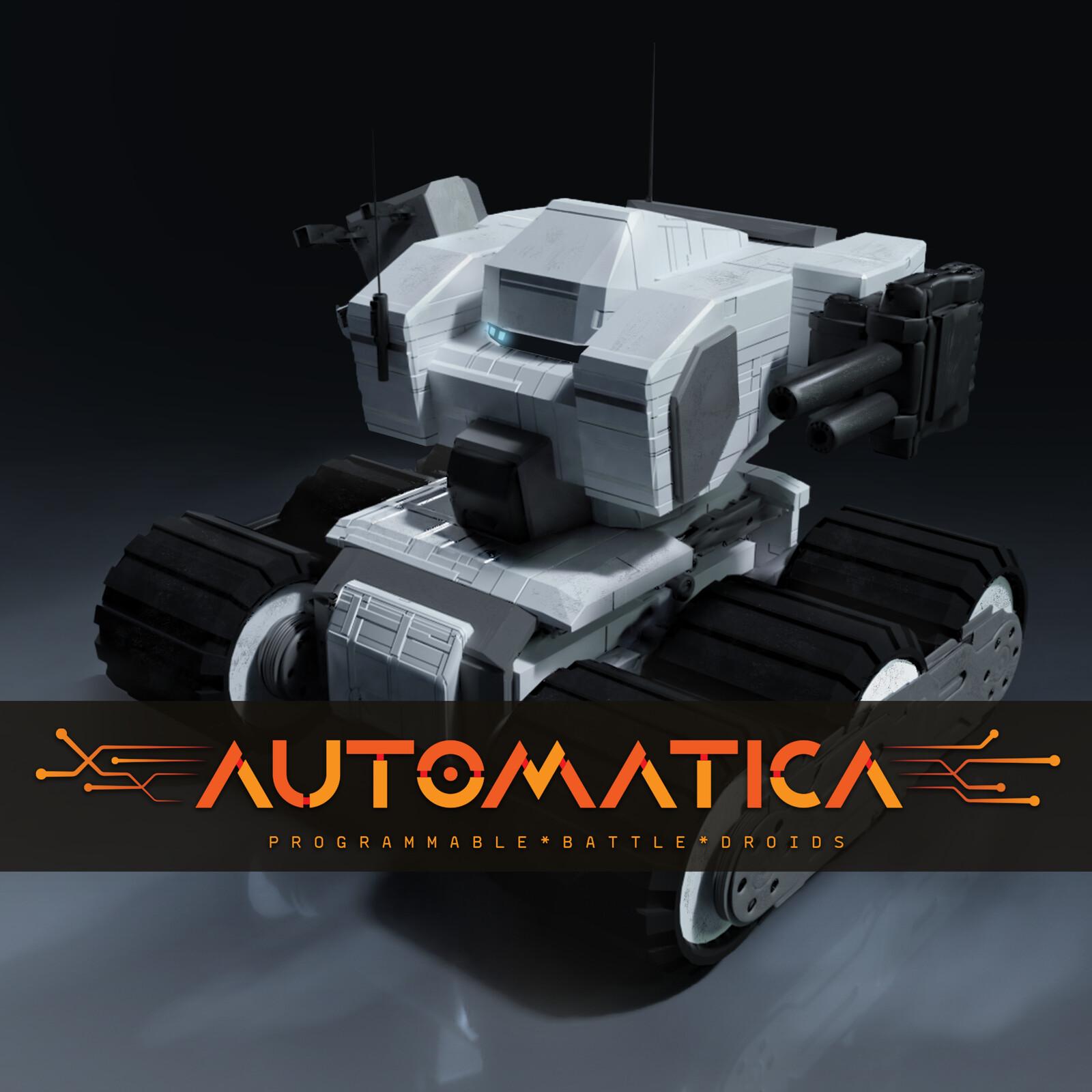 AUTOMATICA - ROBOT CONCEPT DESIGN