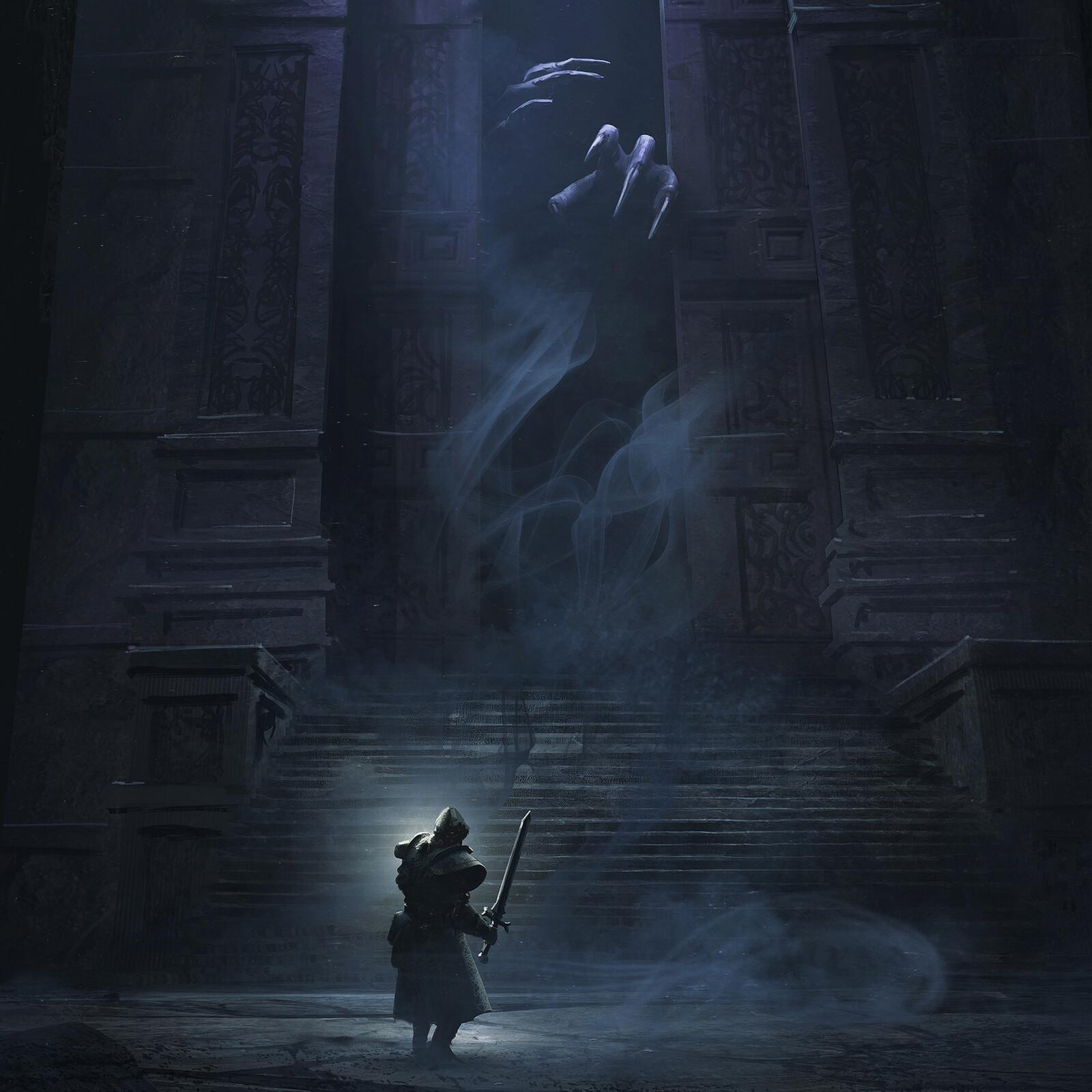 Approaching the Soul reaper
