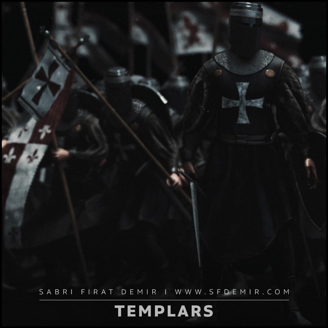 Medieval Templars