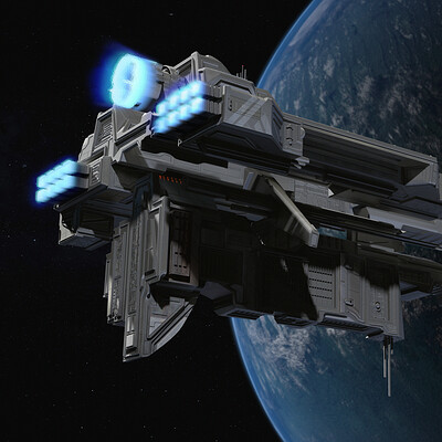 Ben winfield ben winfield spaceship 02