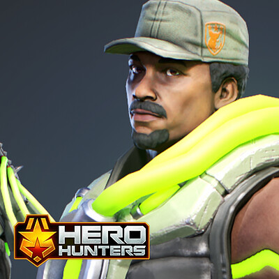 Cyphon - Hero Hunters