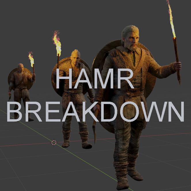 HAMR - breakdown