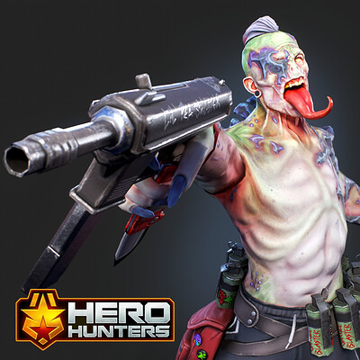 Slurp - Hero Hunters