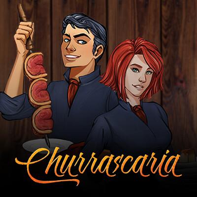Churrascaria: Character Art
