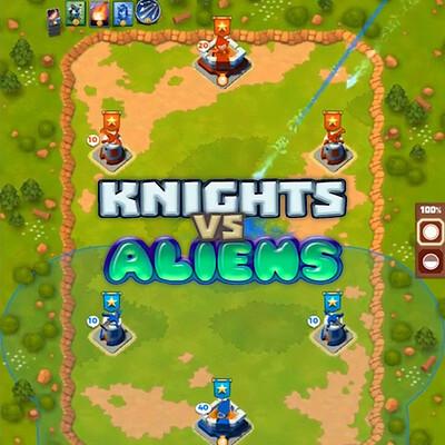 Pol rius casanellas pol rius casanellas knights vs aliens image