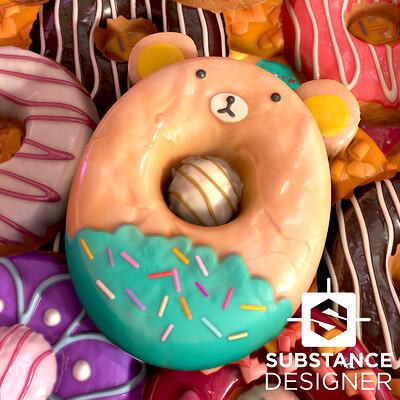 Robert lancaster robert lancaster donut icon