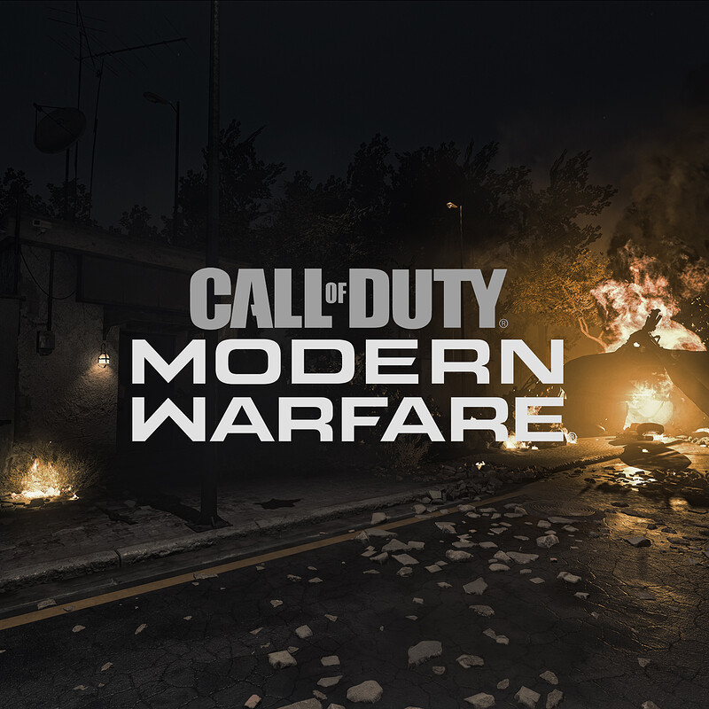 Call of Duty : Modern Warfare - SP - Embassy II