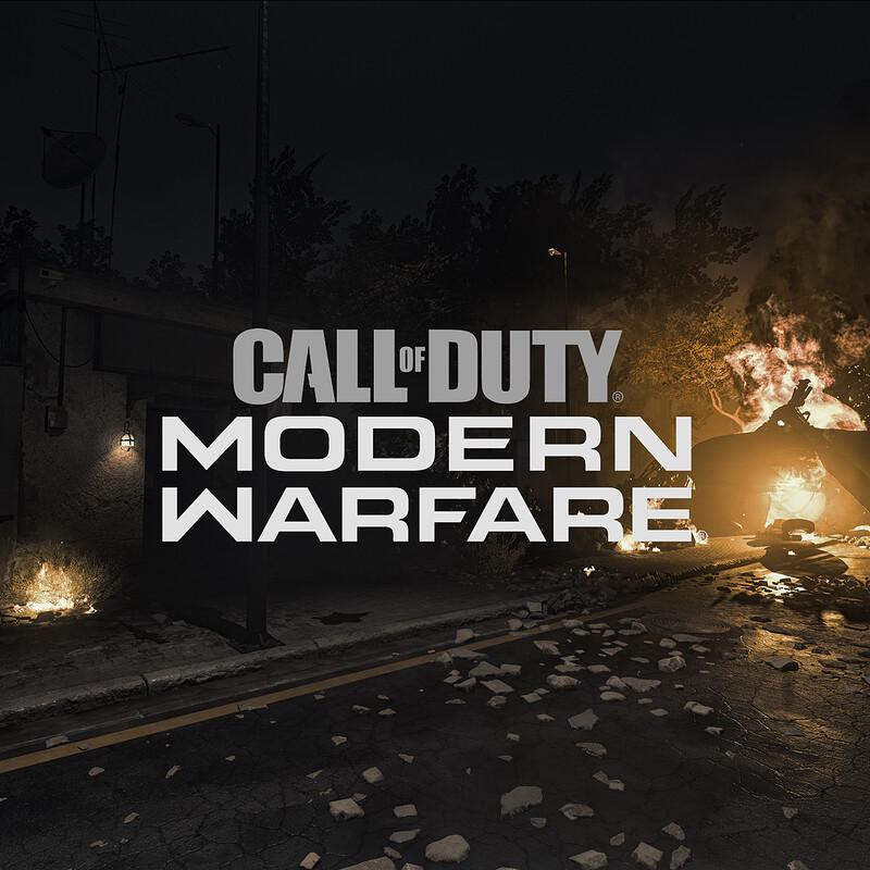 Call of Duty : Modern Warfare - SP - Embassy II