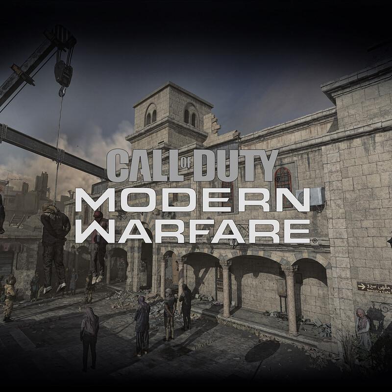 Call of Duty : Modern Warfare - SP - Embedded