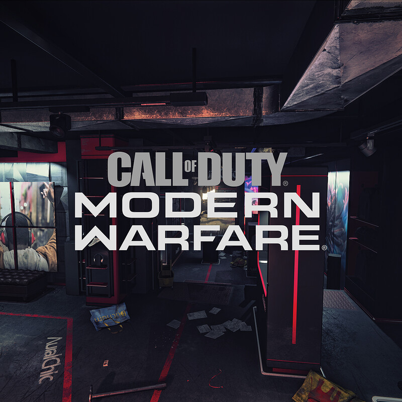 Call of Duty : Modern Warfare - SP - Picadilly