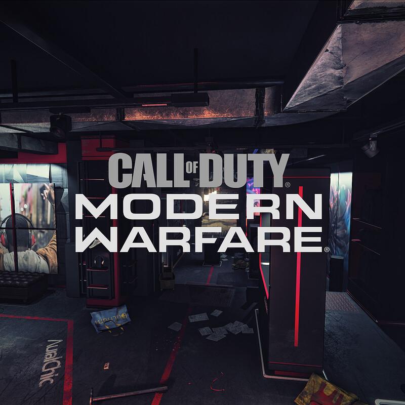 Call of Duty : Modern Warfare - SP - Picadilly