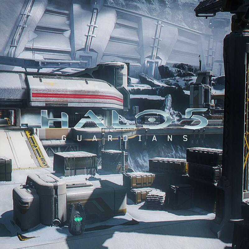 Halo 5: Guardians Warzone - March on Stormbreak Assault