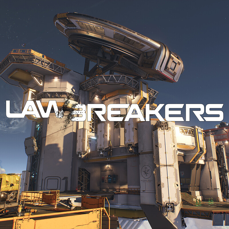 Lawbreakers Official: Vertigo